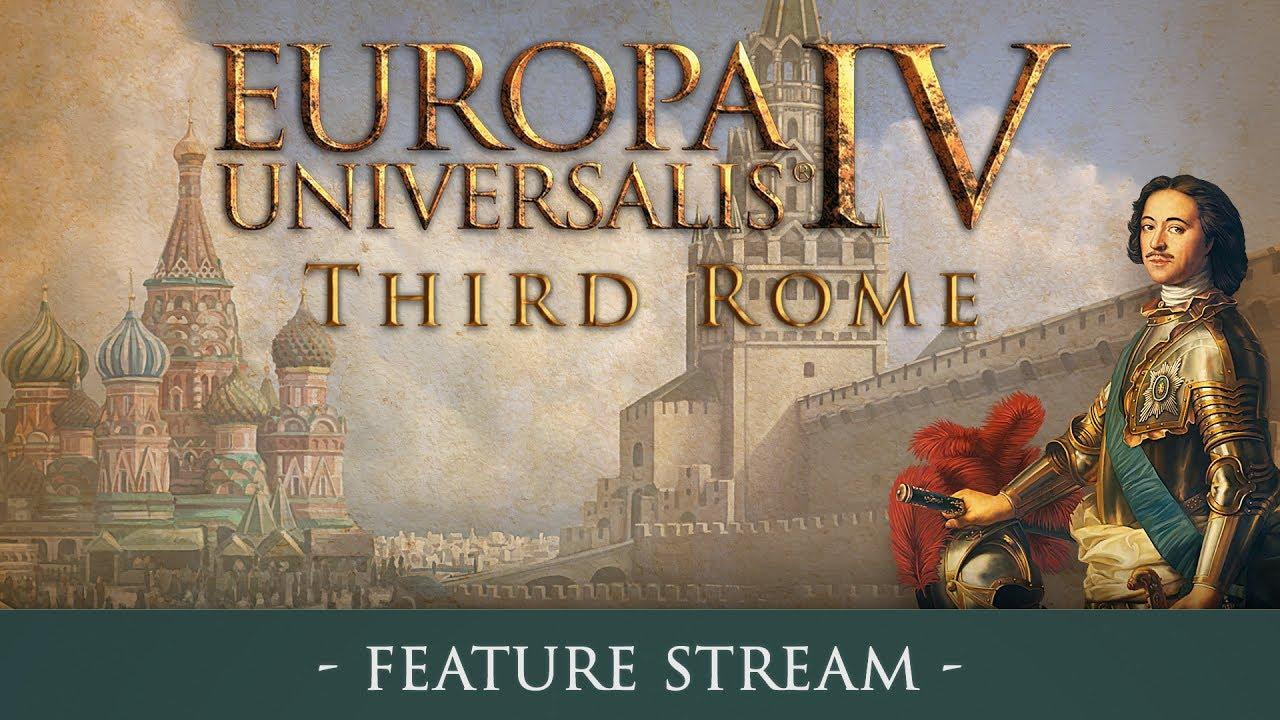 Third Rome - Europa Universalis 4 Wiki