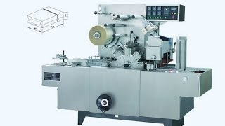 Bag Tea Boxes 3d Cellophane Overwrapping Machinery Fully Automatic Film Oeverwrapper Equipment