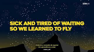 ONE OK ROCK - In the Stars feat. Kiiara | Lyrics Video