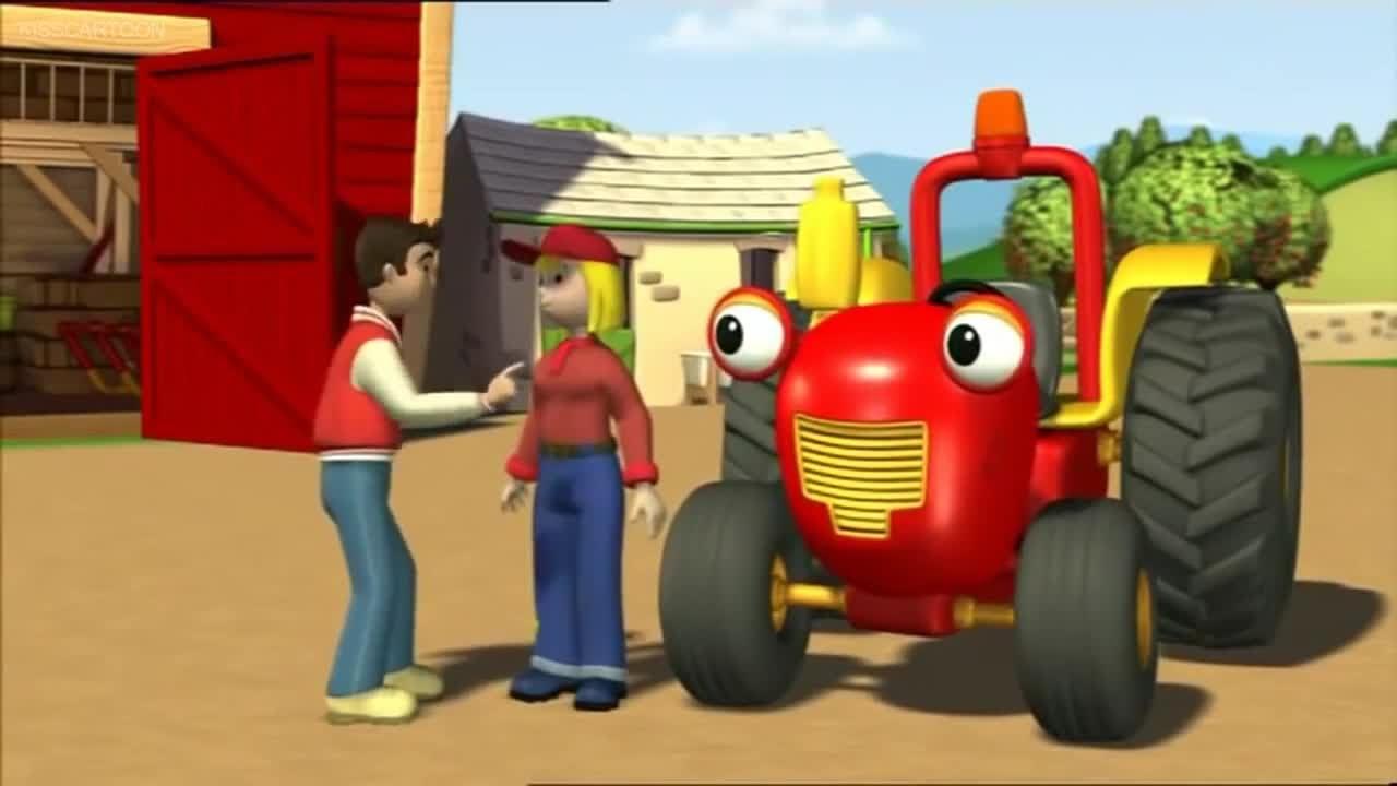 You tube tracteur tom colorier les enfants - You tube tracteur tom ...
