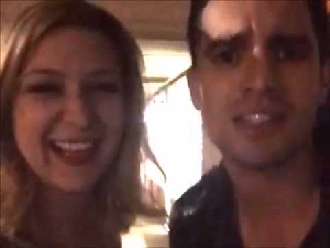 Bean: My daughter bumped into Brendon Urie and got him to sing karaoke!