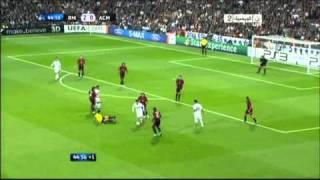 ريال مدريد وميلان