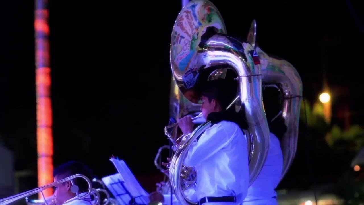 Visita las Fiestas de Noviembre 2017 en Puerto Escondido
