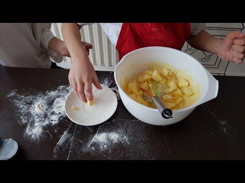 gateau-au-yaourt-||-recette-facile-et-inratable
