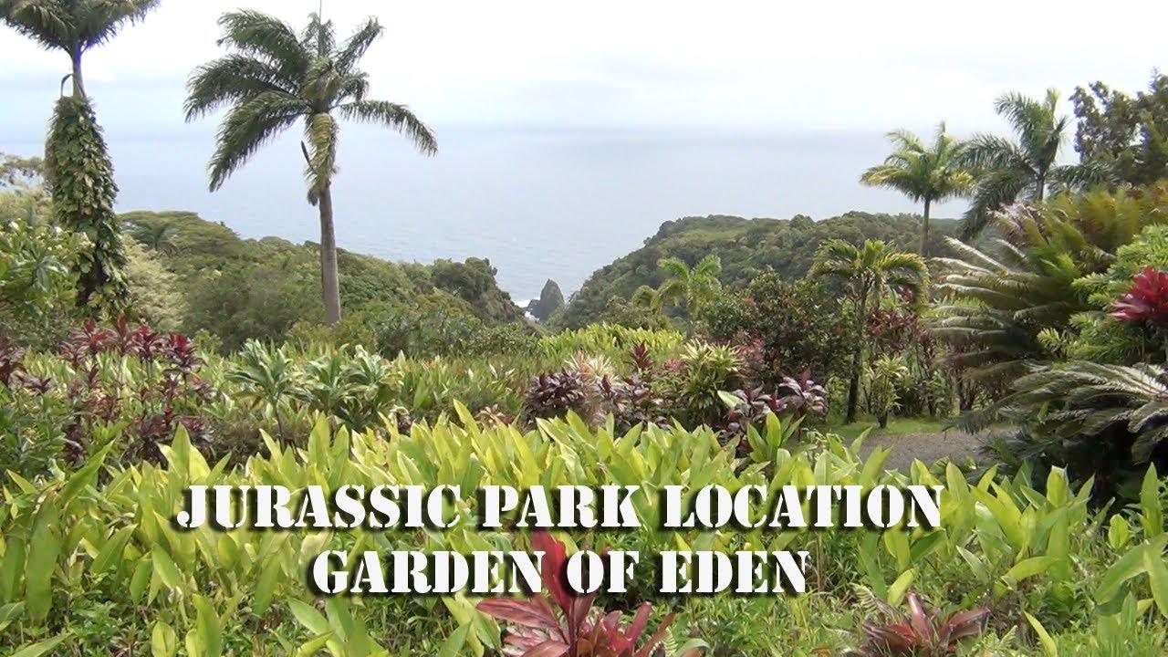 EP2 Road To Hana , Jurassic Park Location , Garden of Eden , Maui, Hawaii