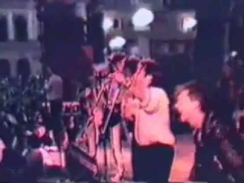 Pankrti  - Bandiera  Rossa 1988
