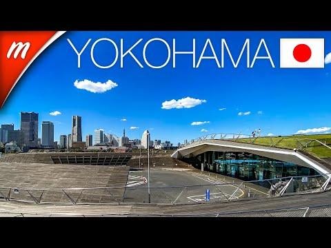 YOKOHAMA WALKING TOURS | Osanbashi Pier