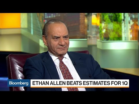 Ethan Allen Being Run the 'Old-Fashioned Way,' CEO Says