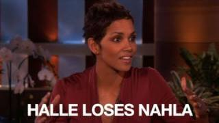 Halle Berry Talks Losing Daughter Nahla on Ellen, Wins Custody Battle