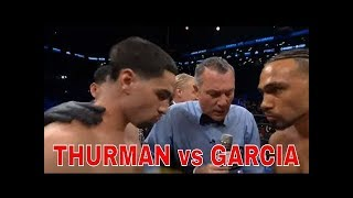 KEITH THURMAN vs DANNY GARCIA Highlights Best Moment - ThurmanPacquiao