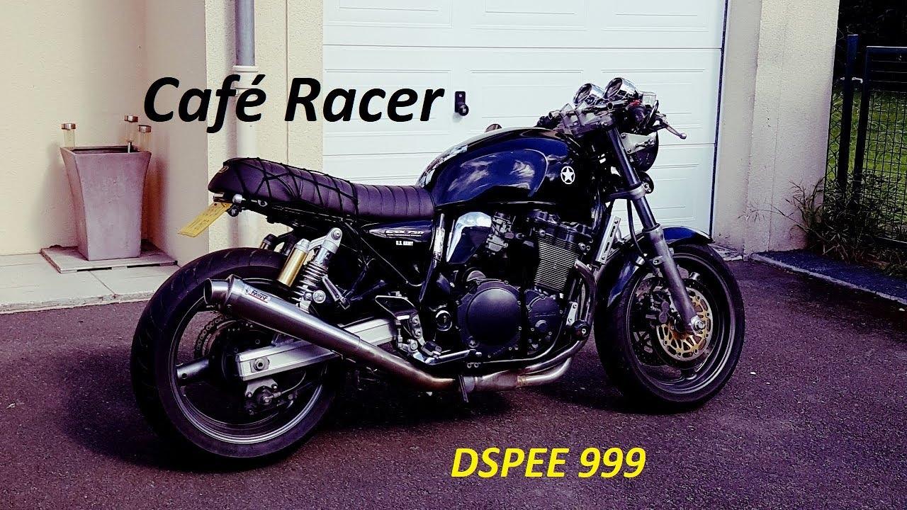Cafe Racer Gsx 750 Inazuma Motovlog 33 Youtube