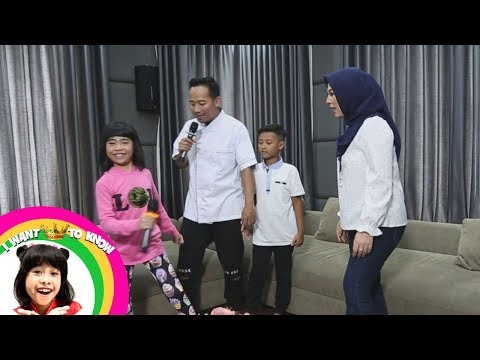 Cover Lagu Karaokean Seru Nih bareng Keluarga Denny Cagur - I Want to Know (14/1) STAFABAND