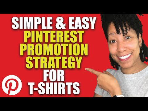 How to Use Pinterest to Promote T-Shirts (Ecommerce)