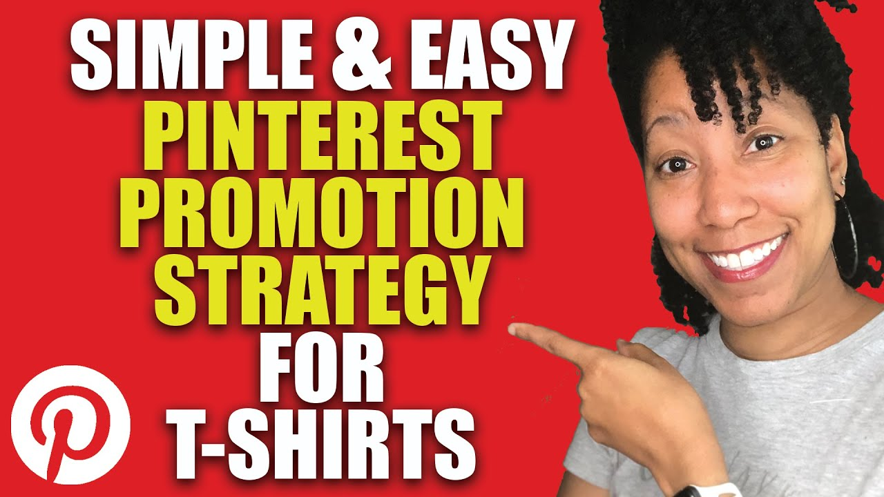 How to Use Pinterest to Promote T Shirts Print on Demand