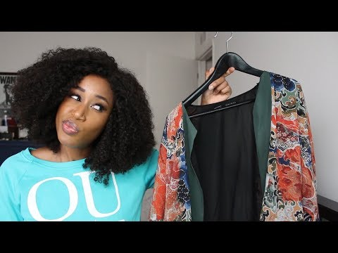How & Why I'm Getting Rid of HALF of My Clothes | Wardrobe & Style Update
