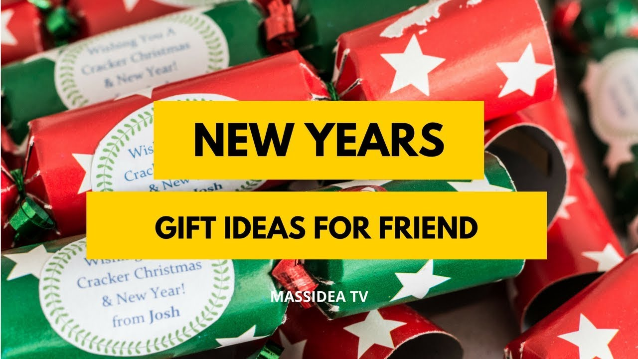 45+ Best New Year Gift Ideas for Friend & Family 2018 - YouTube