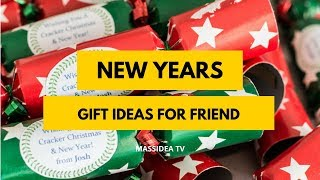 45  Best New Year Gift Ideas For Friend & Family 2018