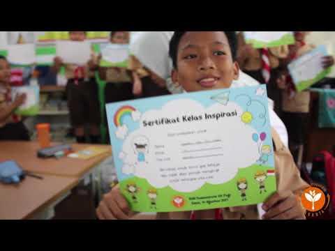 Kelas Inspirasi Jakarta 6 - SDN Rawaterate 03 Pagi (Kelompok 30)