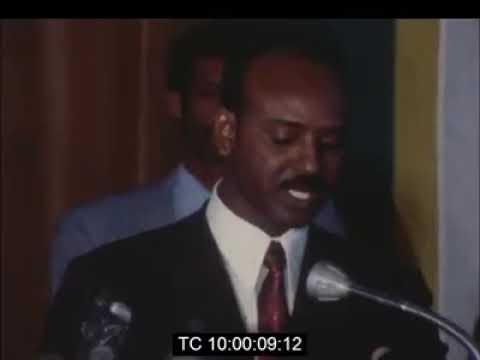 Diplomatic friction between Somalia, Ethiopia and Libya 1973