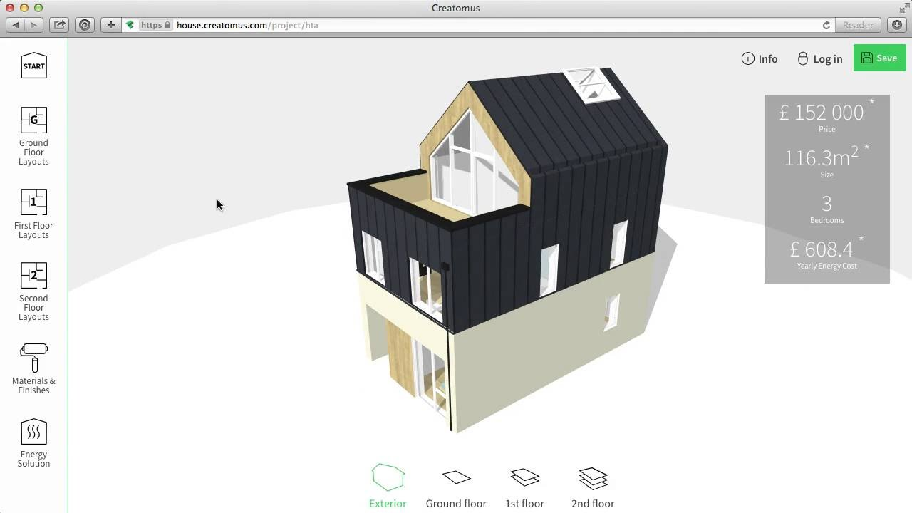 House configurator youtube for House configurator