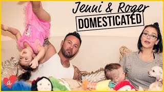 Mornings with the Mathews | Jenni & Roger: Domesticated