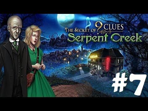 """9 Clues: The Secret of Serpent Creek"" #7"
