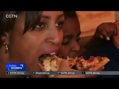 Pizz Hut Opens in Ethiopia