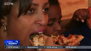 Pizz Hut Opens in Ethiopia