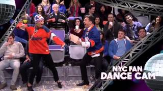Taylor Swift and Jimmy Fallon , Jumbotron Dancing Video
