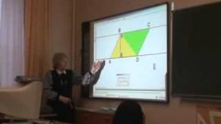 Козлова Т М  ЦОР на уроке математики в 11 классе