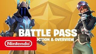 Fortnite - Battle Pass Season 7 (Nintendo Switch)