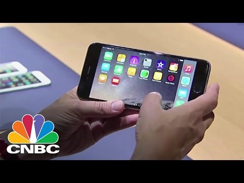 Apple Faces Patent Lawsuits From Ericsson | Tech Bet | CNBC