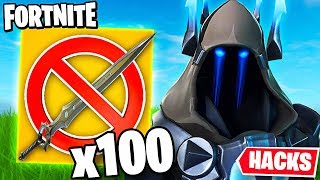 +100 PLACES ! - 6 BUGS / HACKS That Have Happened with ESPADA in Fortnite!