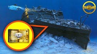 10 สมบัติปริศนาที่ค้นพบในเรือไททานิค (ล่าสมบัติกันดีกว่า)