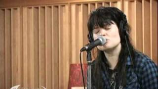 "The Kills performing ""The Last Goodbye"" on KCRW at SXSW"
