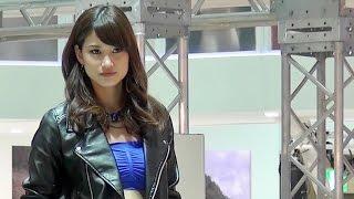 とにかくニヤニヤが止まらないコンパニオン!! 東京モーターショー2013 thumbnail