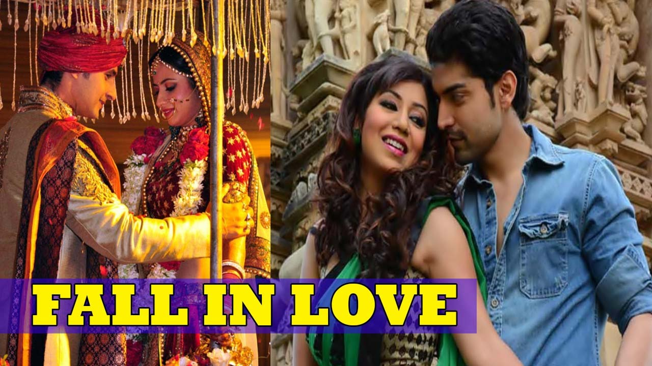 Hindi Tv Serial Actors Who Married Their Co Stars Telly Reporter Youtube