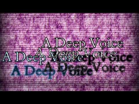 myuu - A Deep Voice (Krao Cover)