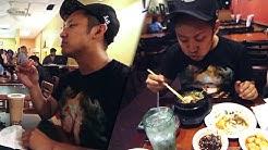 DA WON the BEST KOREAN Restaurant OF ALL TIME! - VLOG+09