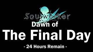 The End is Near for GameForge SoulWorker