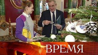 В Кремле подвели итоги Года волонтера и говорили о развитии добровольческого движения.
