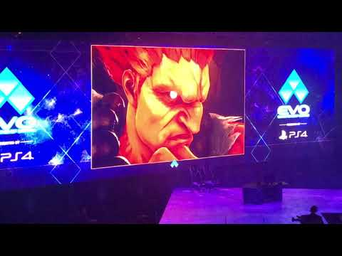 EVO 2019 Tekken Season 3 Zafina and Leroy Smith LIVE Crowd reaction
