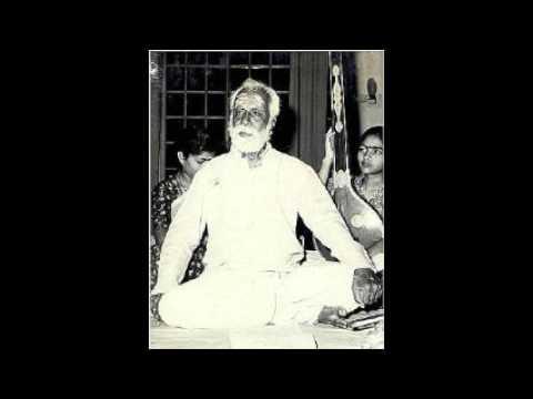 Dr S Ramanathan - Radio Sangeet Sammelan, Calcutta,