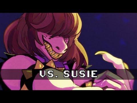DELTARUNE - Vs. Susie Remix