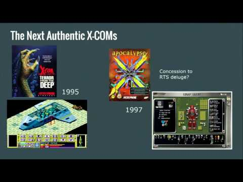 Julian Gollop talks X-Com at the PCG Weekender