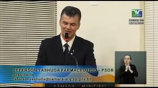 PE 88 Jeferson Yashuda Farmacêutico