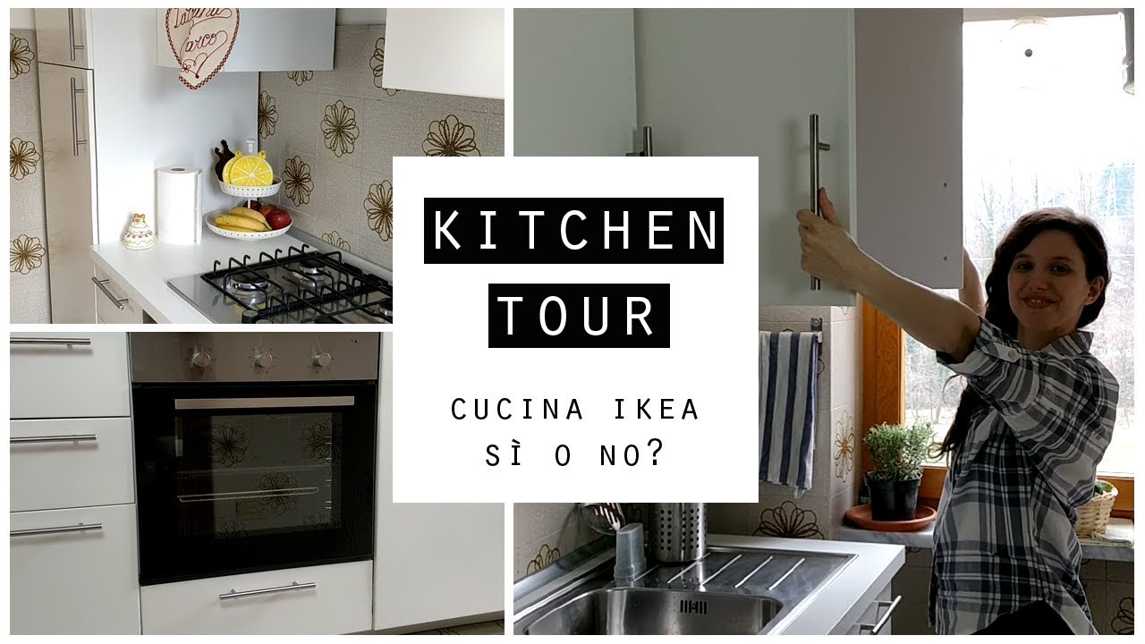 Kitchen Tour 2018/Cucina Ikea sì o no? Mobili economici ma di ...