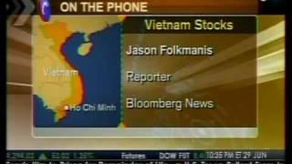 Vietnam Asia's Best Performer - Bloomberg