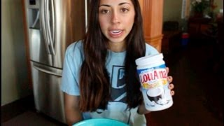 How to grow your hair longer: coconut oil(follow me: OR ASK ME QUESTIONS ask: http://ask.fm/vsanchezz instagram : vanessasanchezz twitter: v_nessasanchez., 2013-02-01T05:23:56.000Z)