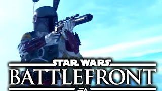 boba fett op star wars battlefront gameplay